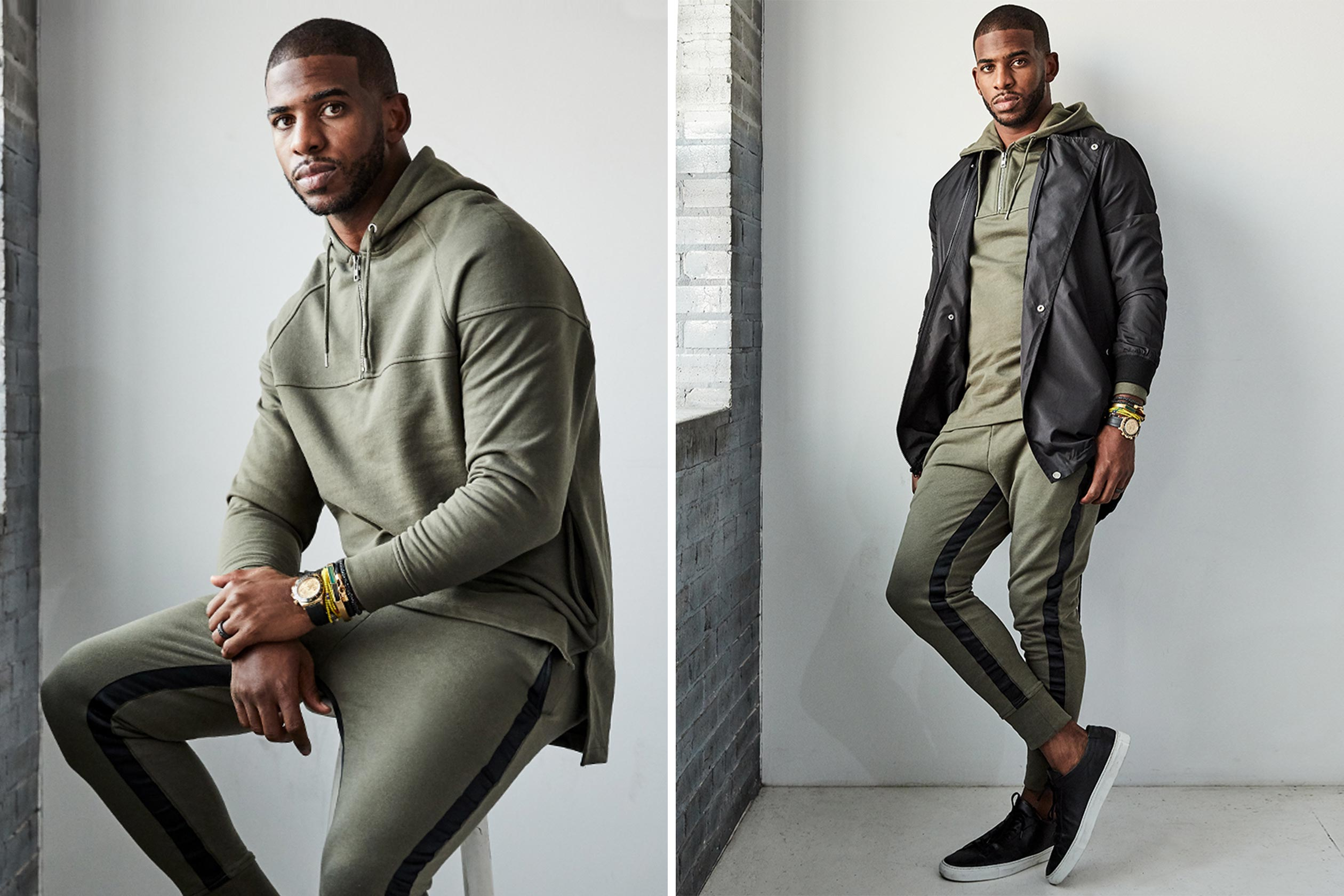 Chris Paul Fashion Style Images Galleries With A Bite