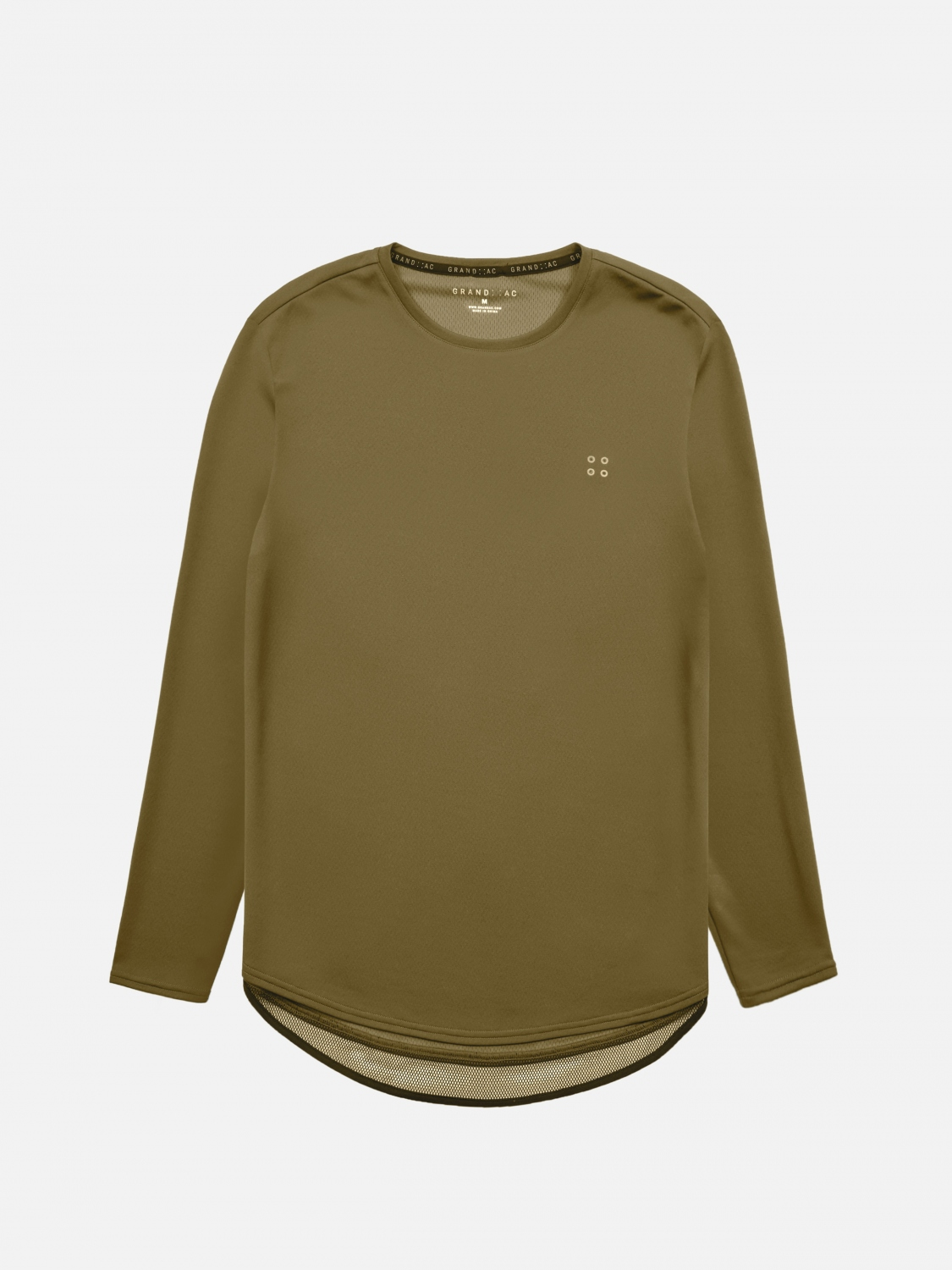 akaya long sleeve - olive