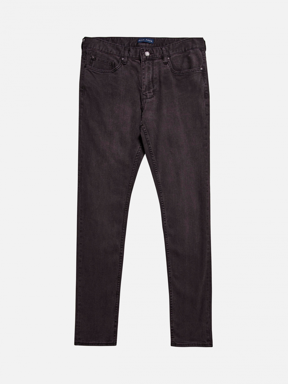 cecil slim fit jean - black