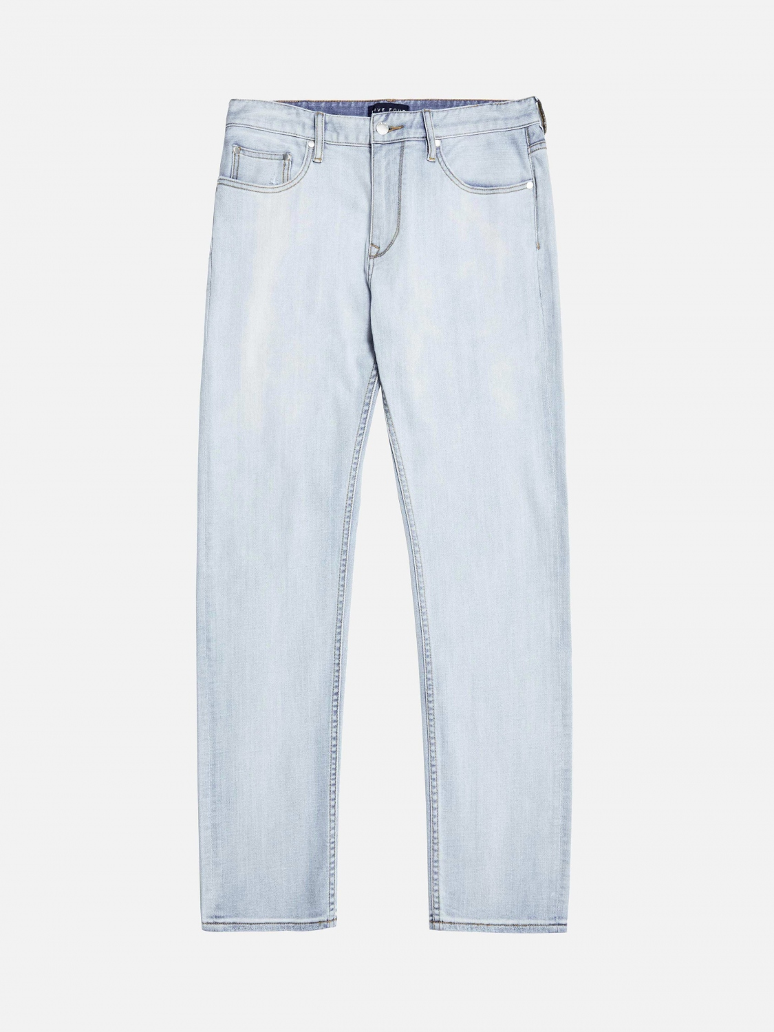 colby original straight jean - blue