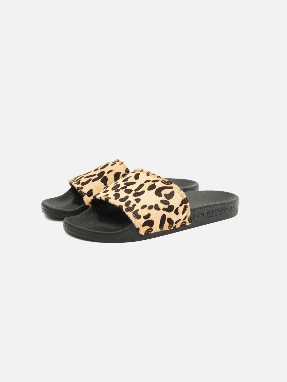 al slide - leopard