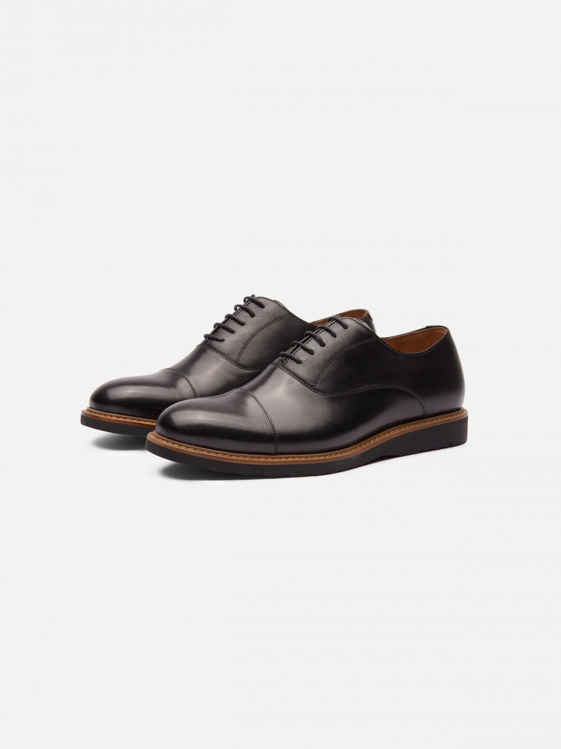 belfort cap toe - black