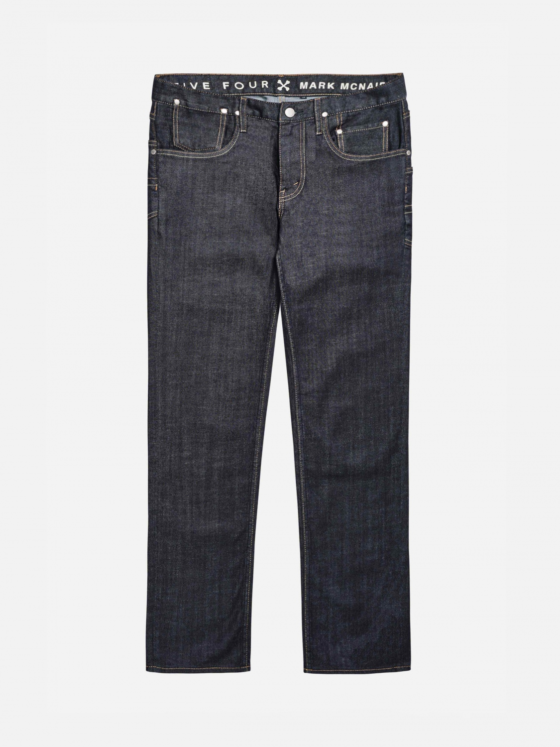 finn straight fit jean - blue