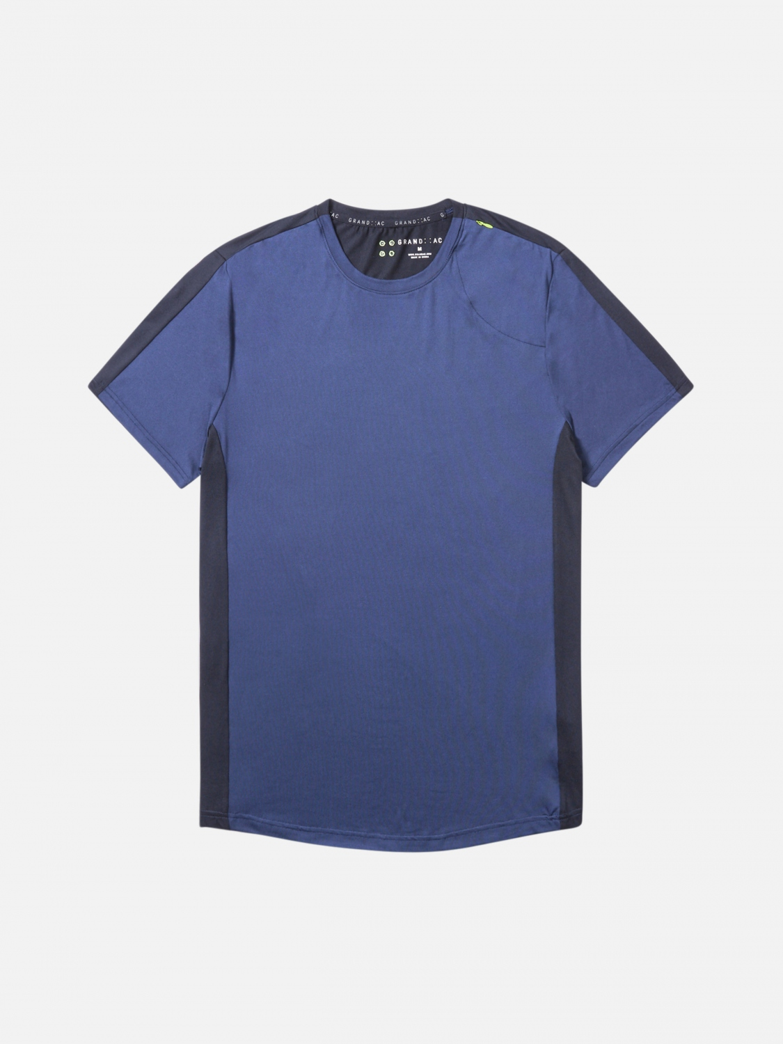 keane short sleeve - navy