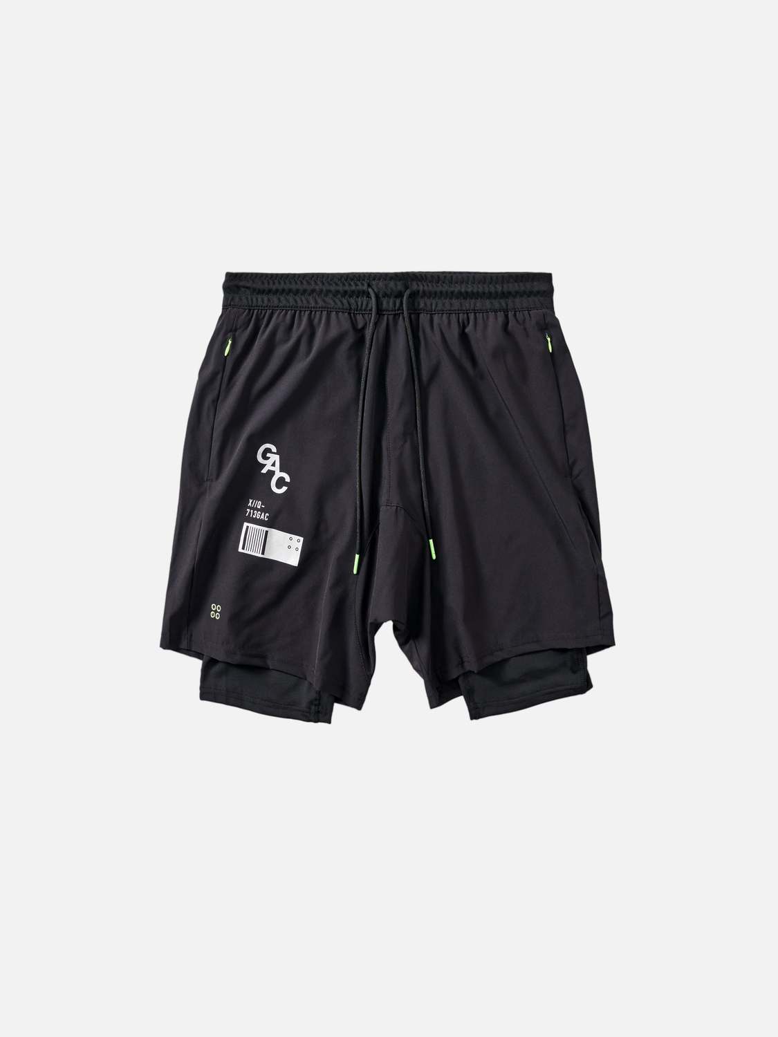 moonie short - black