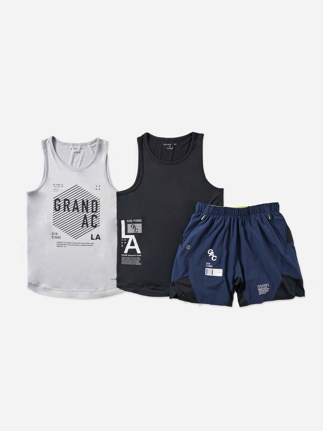 run l.a. bundle - multi