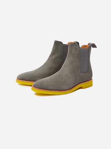 9e2b5c8dba3e Harper Suede Chelsea Boot - Dark Gray