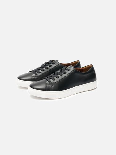 db914a1465d3 Kurt Leather Sneaker - Black. New Republic