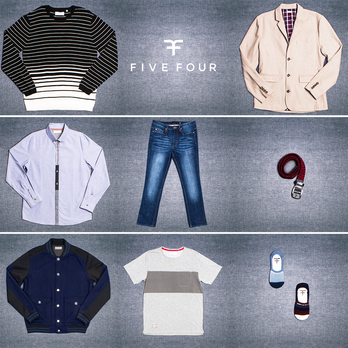clothes delivered to your doorstep new hand picked gear every month